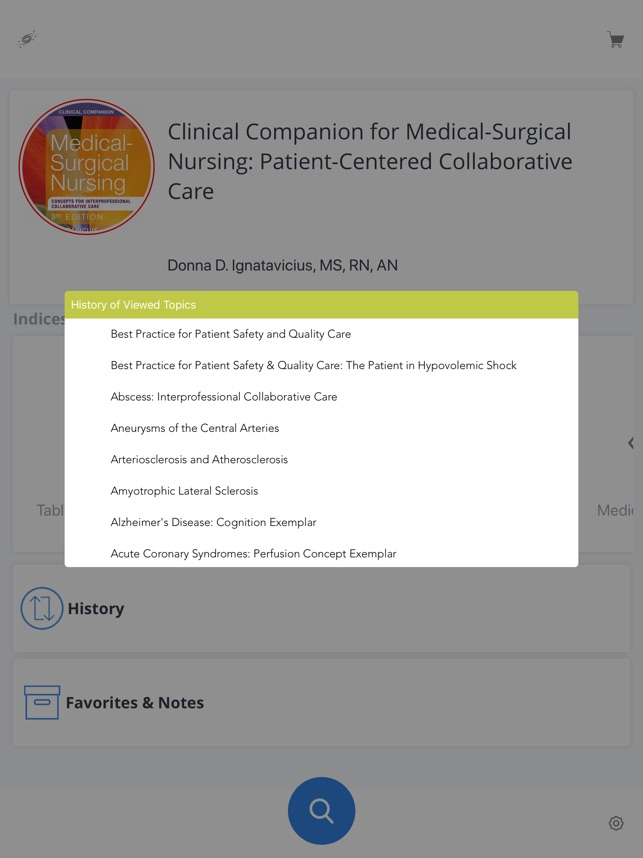 Med-Surg Nursing Clinical Comp on the App Store