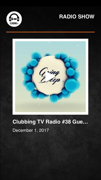 Clubbing TV screenshot-4