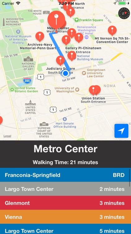 Should I Run DC Metro
