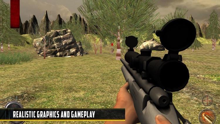 Animals Shooting Sniper