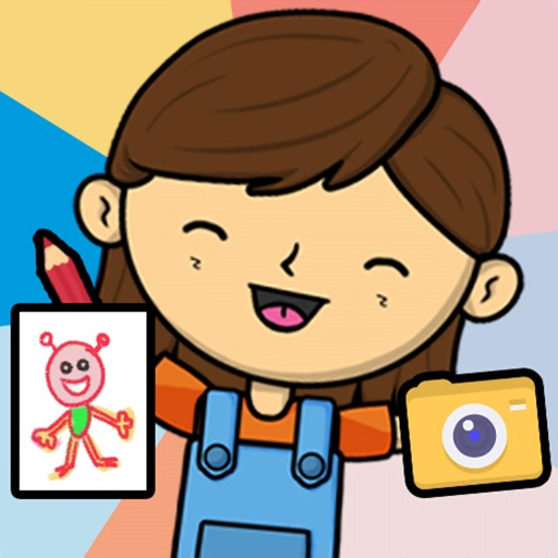 Lila's World:Create Play Learn free software for iPhone and iPad