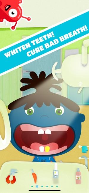 Tiny Dentist Screenshot