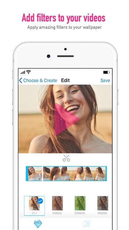 TurnLive - Live Wallpaper App screenshot-3