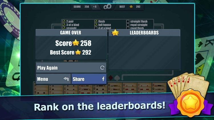 Pokitaire! Poker & Solitaire screenshot-7