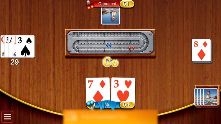 Cribbage - Crib & Peg Game screenshot-4
