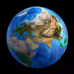 3D Earth - explore the world