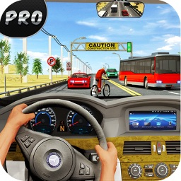 Car X Traffic Tour Uphill Pro