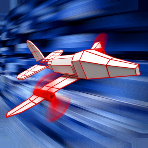 Voxel Fly VR iOS App