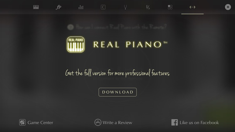 Real Piano™ Lite screenshot-3