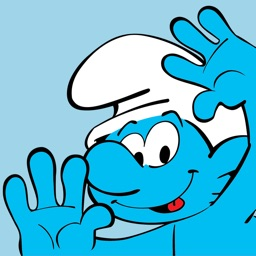 The Smurfs: Classic Stickers