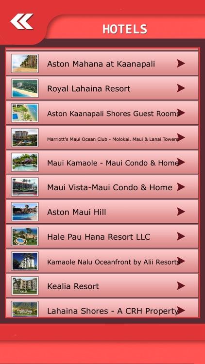 Maui Island Tourism Guide screenshot-4