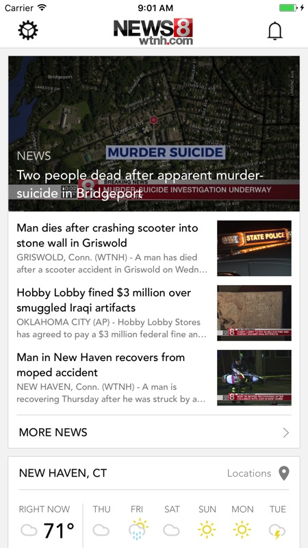 WTNH News 8 - Tips for Android & iOS Game | TipsJoy com