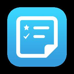Ícone do app SnipNotes - Clever Notebook