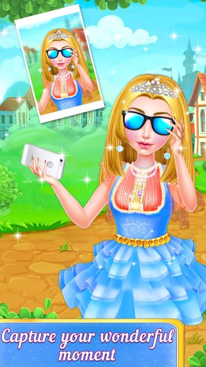 Sweet Princess Hair Stylist screenshot-5