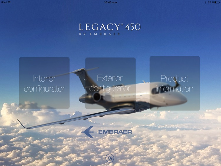 Legacy 450 Configuration Tool screenshot-0