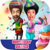 Alles Gute zum Geburtstag Tanz