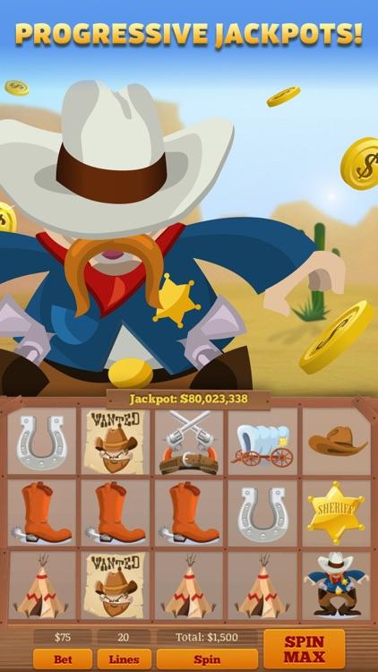 Fun Vegas Slot Machines screenshot-3