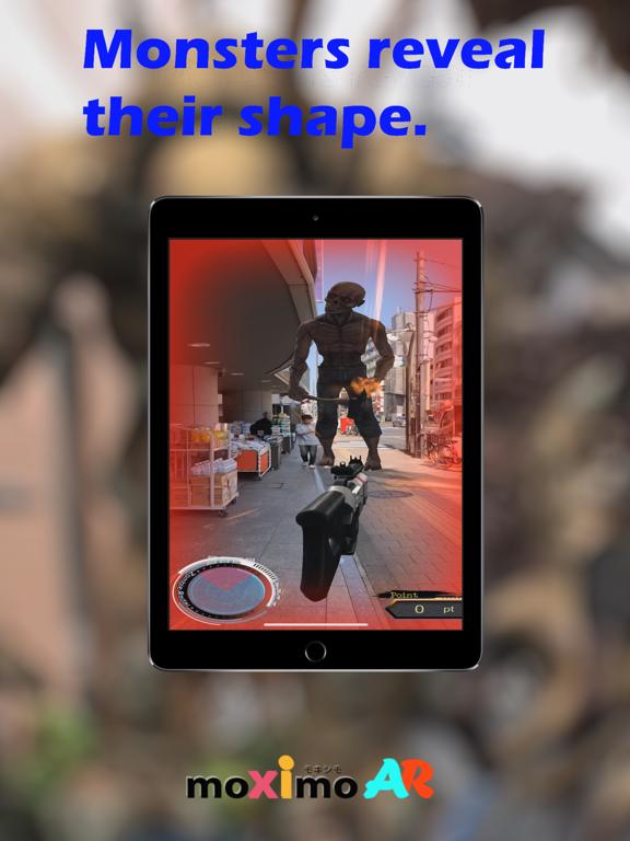 ZombieAR IIのおすすめ画像1