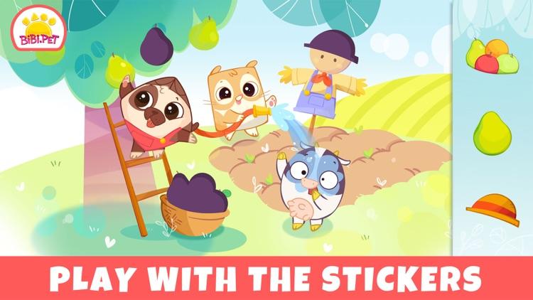 Pixel & Tangram games for baby screenshot-5