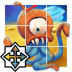 Monster Planets - Puzzle Game