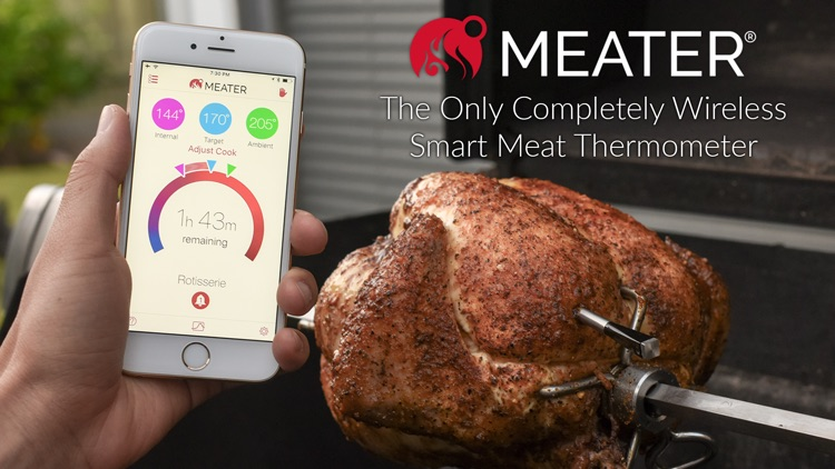 MEATER® Smart Meat Thermometer screenshot-4