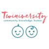 TIRED TWIN MOM LLC - Twiniversity アートワーク