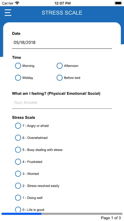 Prepare for Stress Immune