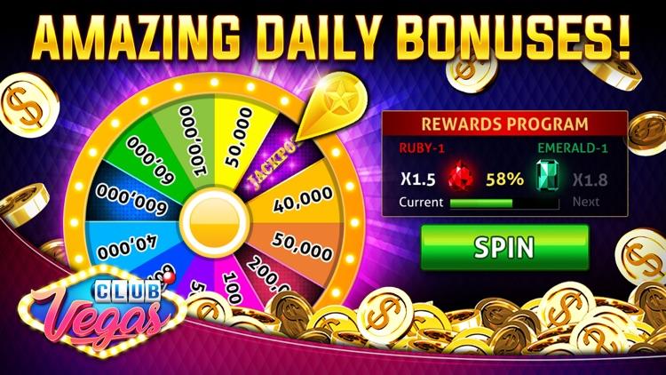 Club Vegas - NEW Slots Casino screenshot-4