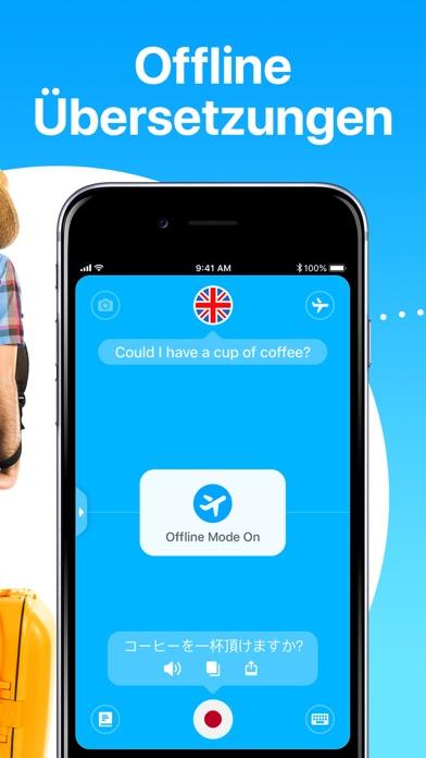 Dialog - Sprache übersetzenScreenshot von 5