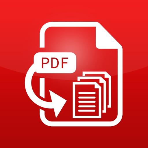 PDF Converter & Reader Icon