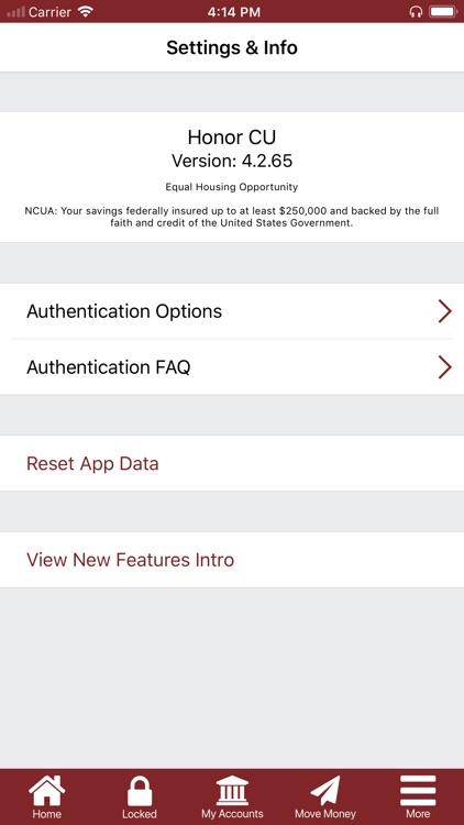 Honor CU Mobile screenshot-3