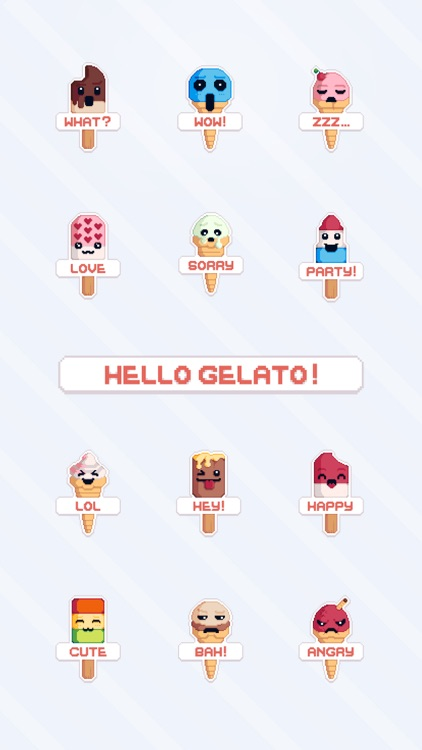 Hello Gelato!