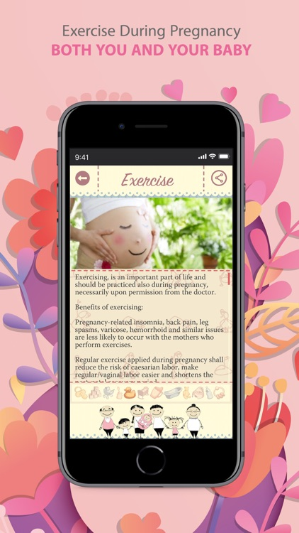 Pregnancy & Baby Tracker screenshot-3