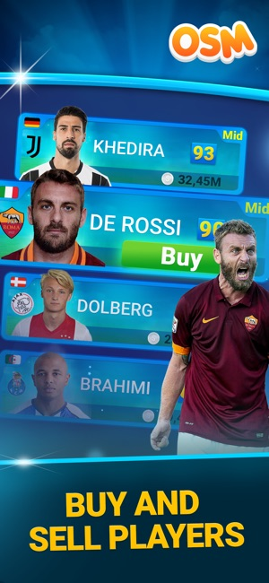 Online soccer manager osm on the app store gumiabroncs Gallery