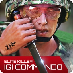 IGI Elite US Army War Shooting