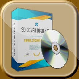 3D Cover Maker & Book Cover