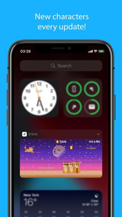 Steve - Widget Game screenshot-3