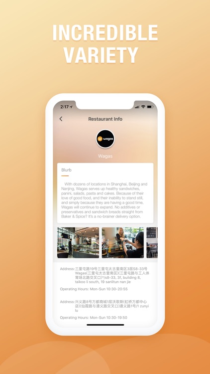 Sherpa's Food Delivery Service screenshot-4