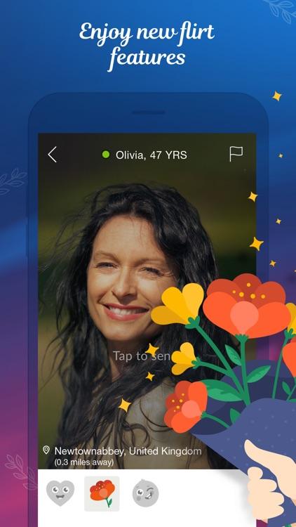 Mature Dating Network screenshot-3
