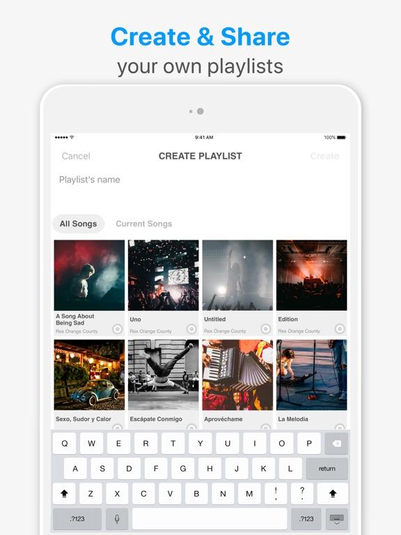 Music Player- Music Video Play-ipad-8