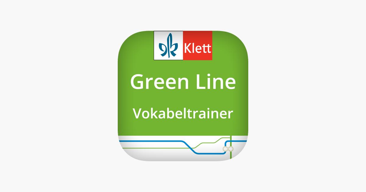 green line vokabeltrainer im app store. Black Bedroom Furniture Sets. Home Design Ideas