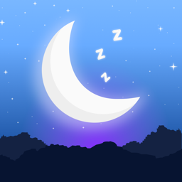 Ícone do app Rest: White Noise Sleep Sounds