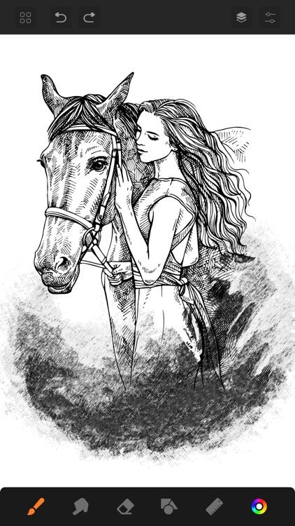 SketchBook : Draw Art & Paints screenshot-4