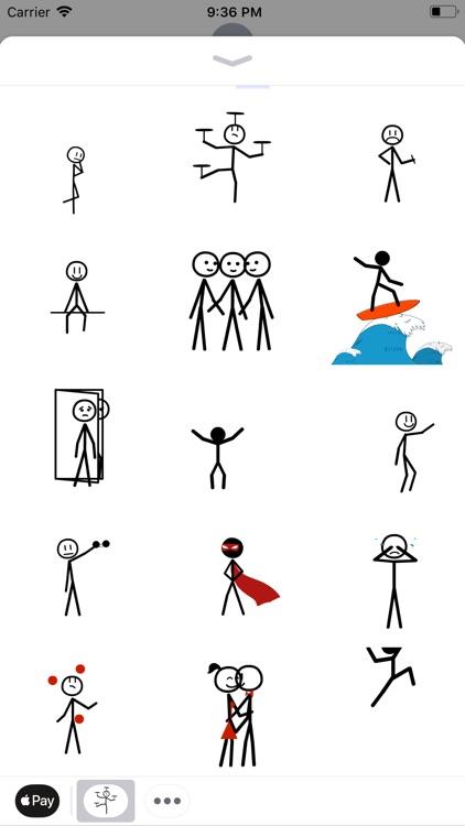 Stickmoji Sticker Animations