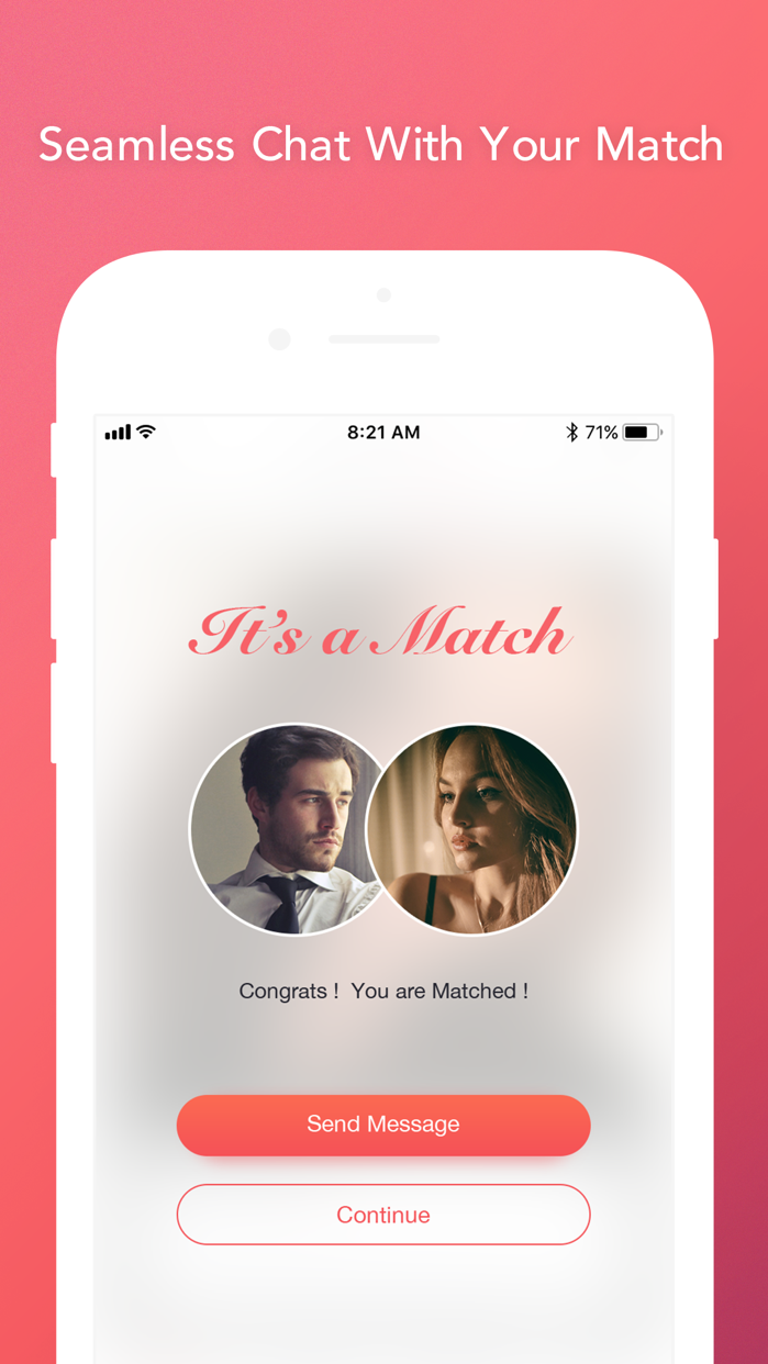 Sudy - Elite & Rich Dating App Screenshot