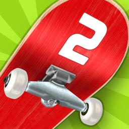 Ícone do app Touchgrind Skate 2