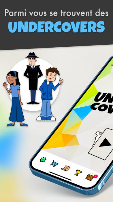 Undercover ^^