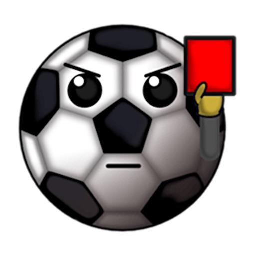 BallMoji Soccer Ball Sticker