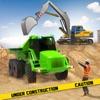مدينة اعمال بناء شاحنة الألعاب