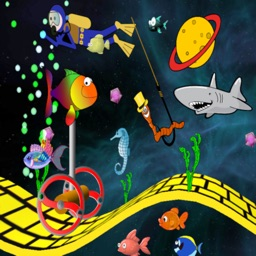 Wheely the Space Fish